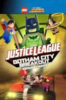 Poster Justice League: Fuga da Gotham City