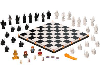 LEGO - La scacchiera di Hogwarts