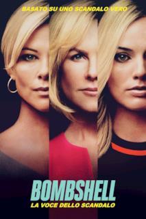 Poster Bombshell - La voce dello scandalo