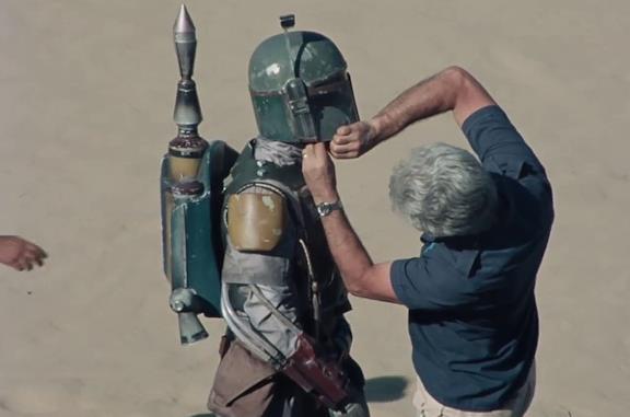 Un'immagine di Rey ne L'Ascesa di Skywalker