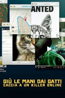 Poster Giù le mani dai gatti: caccia a un killer online