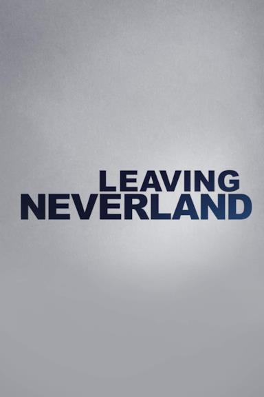 Poster Leaving Neverland