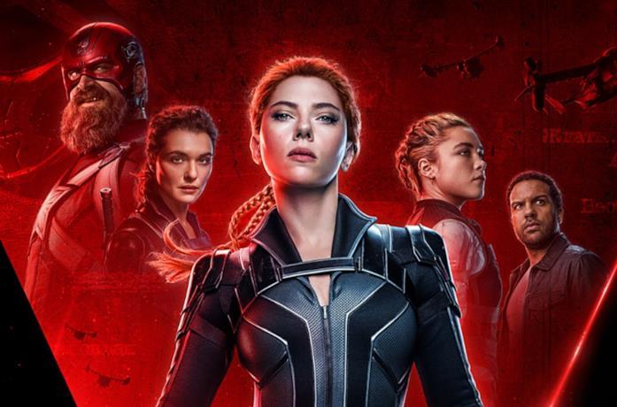 I personaggi di Black Widow