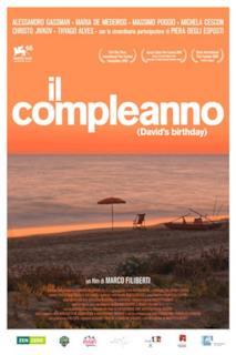 Poster Il compleanno