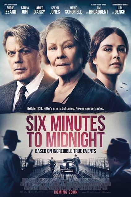 Il poster di Six Minutes to Midnight