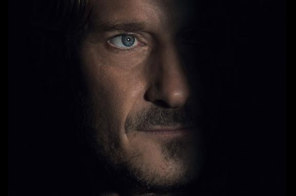 Francesco Totti nel post della serie