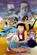 Poster One Piece: Un'amicizia oltre i confini del mare