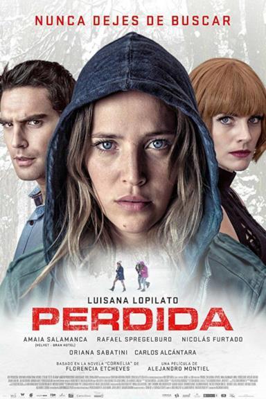 Poster Perdida - Scomparsa