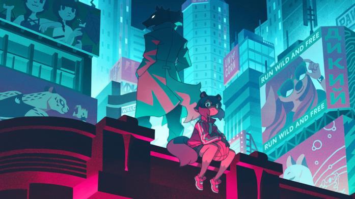 BNA anime Studio Trigger