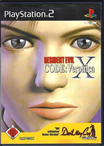 Resident Evil - Code Veronica X [Edizione Italia]