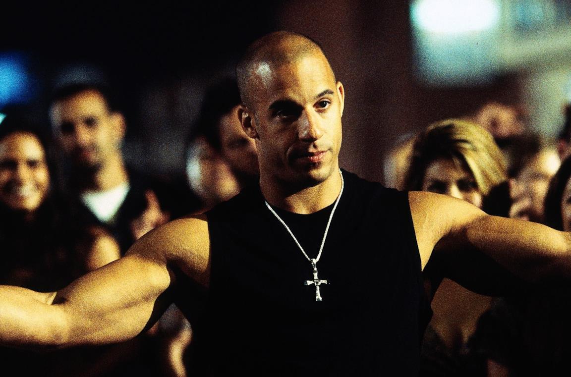 Dom Toretto, uno dei personaggi simboli della saga di Fast and Furious