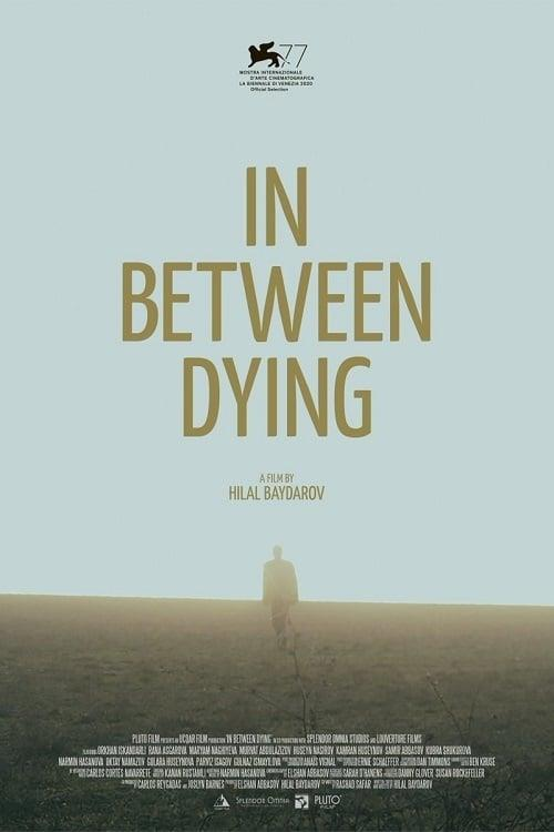 Il poster di In Between Dying
