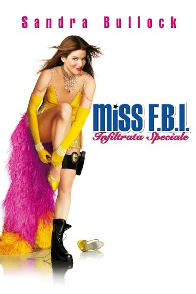 Poster Miss F.B.I. - Infiltrata speciale