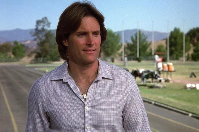 Bruce Jenner nella serie La signora in giallo