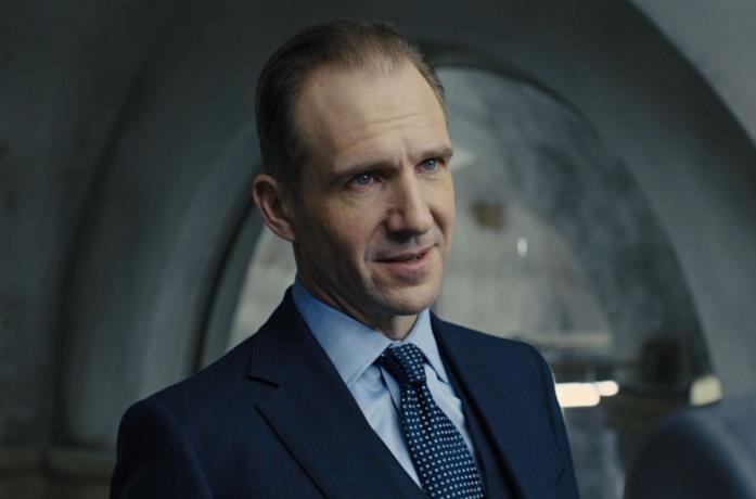 Un'immagine di Ralph Fiennes in Skyfall - 007