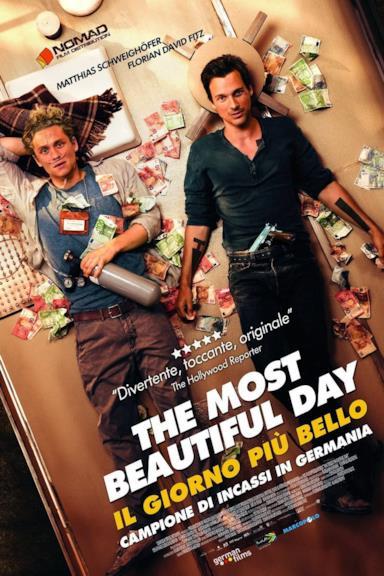 Poster The Most Beautiful Day - Il giorno più bello