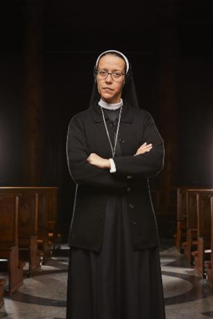 Suor Monica, una delle suore di Ti spedisco in convento Italia