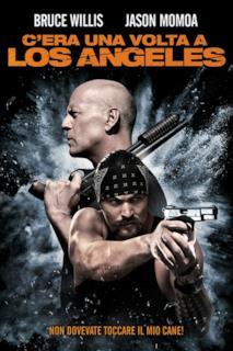 Poster C'era una volta a Los Angeles