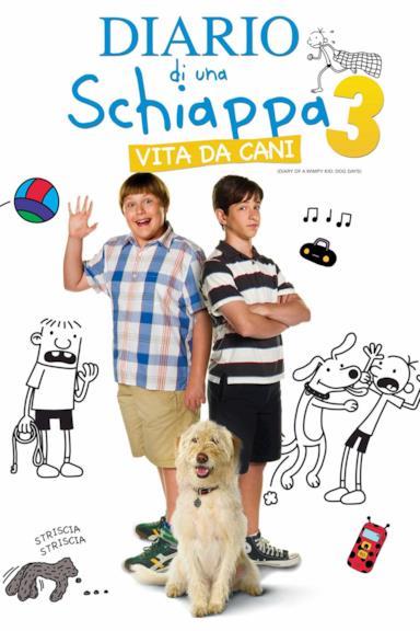 Poster Diario di una schiappa - Vita da cani