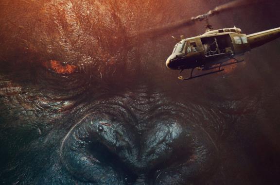 Kong: Skull Island, la recensione: che rock col Re delle scimmie!