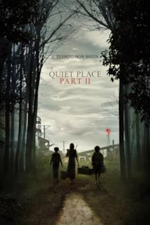 Poster A Quiet Place II