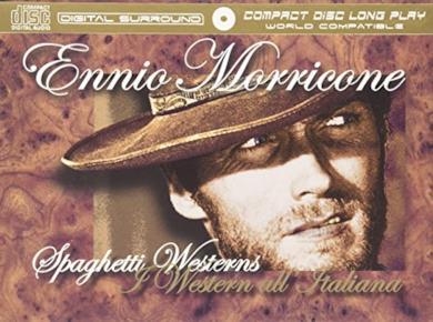 Morricone Ennio Spaghetti Western I Western All'Italiana (Box)