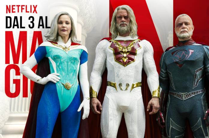 Netflix: programmazione dal 3 al 9 maggio
