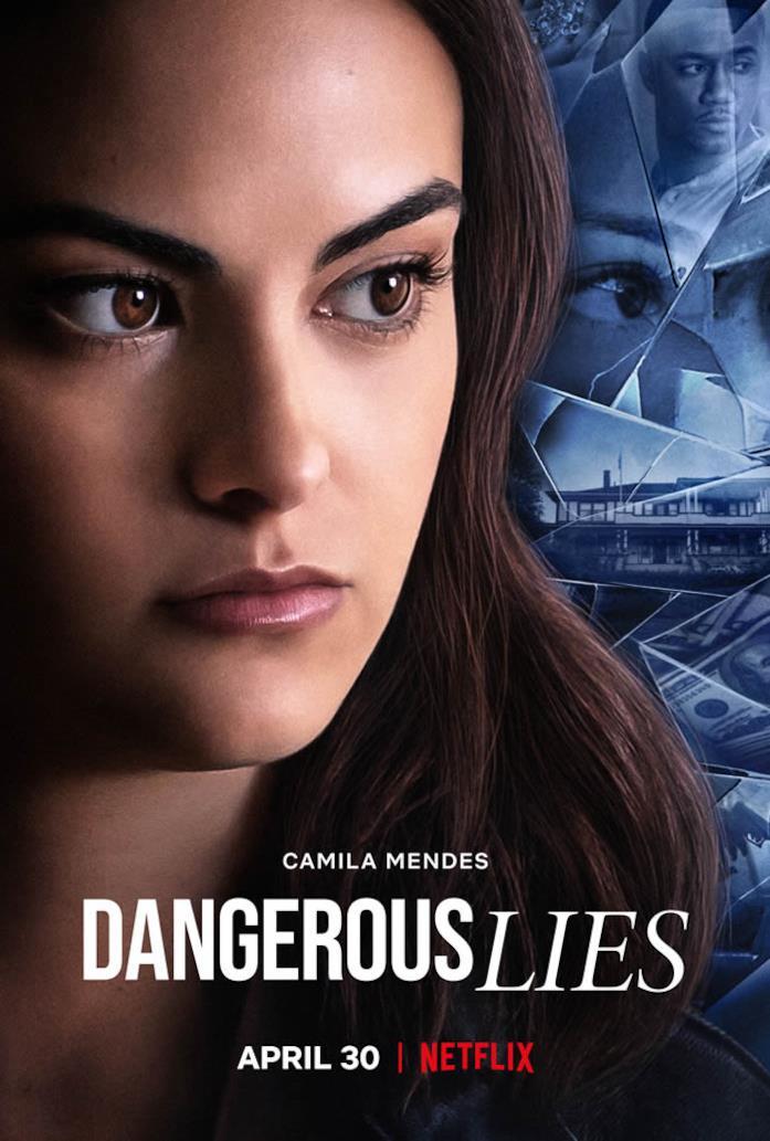 Il poster di Dangerous Lies