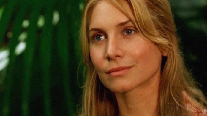 Juliet in una scena di Lost