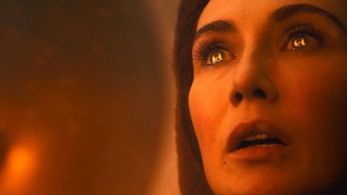 Carice van Houten in Game of Thrones 8x03