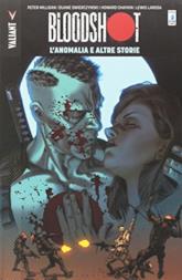L'anomalia e altre storie. Bloodshot (Vol. 6)
