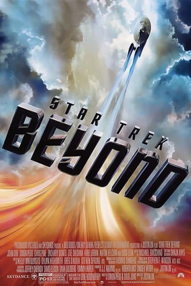 Poster Star Trek Beyond