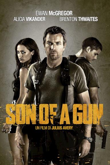 Poster Son of a gun