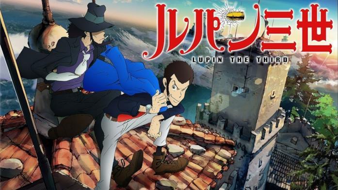 Lupin l'avventura italiana serie