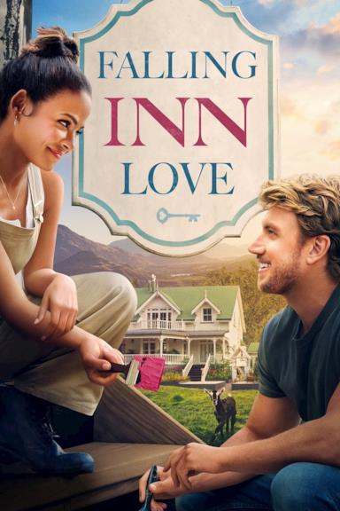 Poster Falling Inn Love - Ristrutturazione con amore
