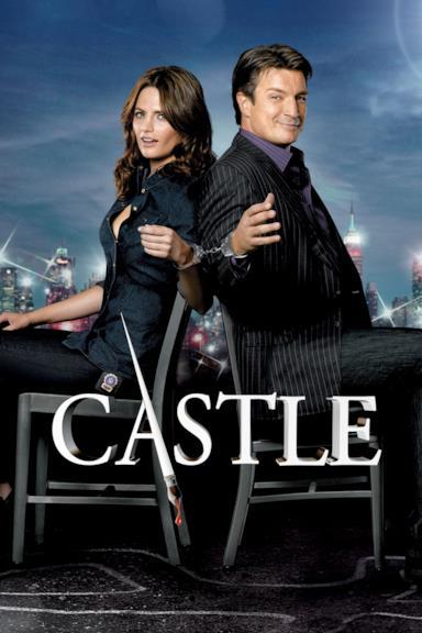 Poster Castle - Detective tra le righe