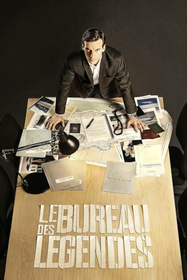 Poster Le Bureau - Sotto copertura