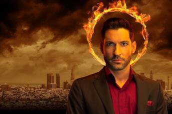 Primo piano di Tom Ellis
