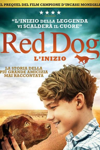 Poster Red Dog: L'inizio