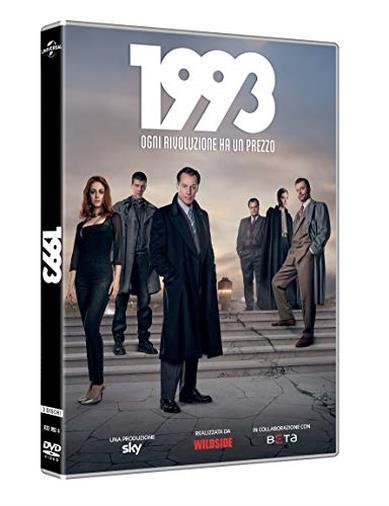1993 - La Serie (Box Set) (3 DVD)
