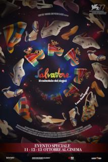 Poster Salvatore - Il Calzolaio dei Sogni