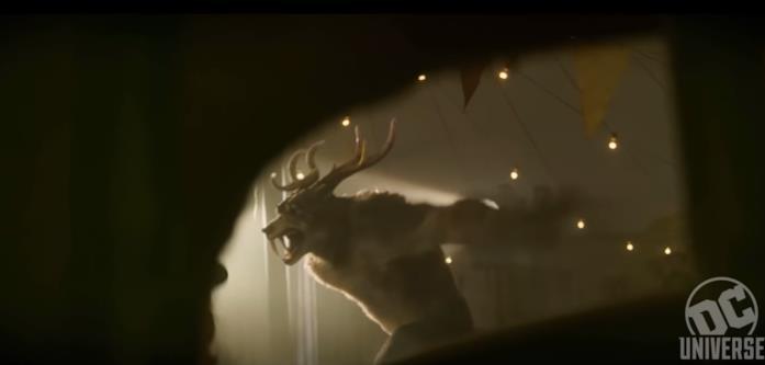 Un lupo-cervo da Doom Patrol 2