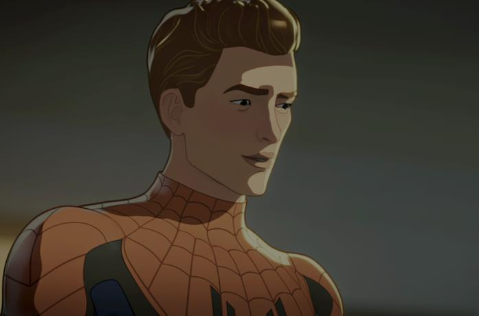 Peter Parker nel quinto episodio di What if...?
