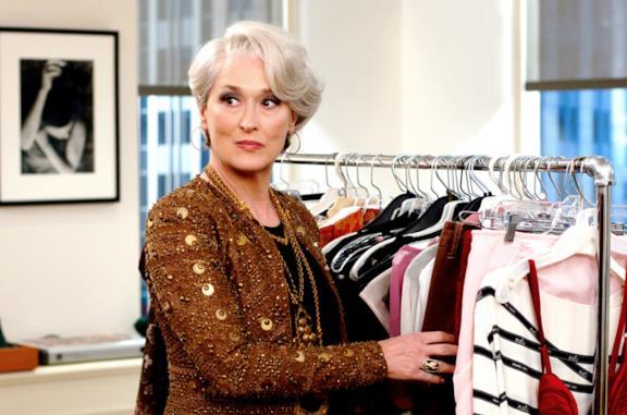 Il diavolo veste Prada: il monologo di Miranda sul maglione ceruleo (e tutti i retroscena)