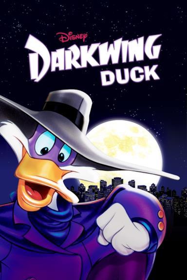 Poster Darkwing Duck