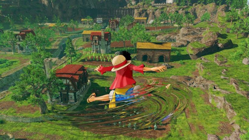One Piece: World Seeker sarà un'avventura open world