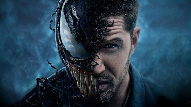 Tom Hardy e Venom