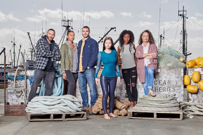 Siren, il cast della serie TV Freeform