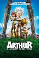 Poster Arthur e la guerra dei due mondi