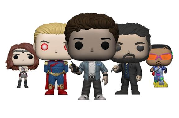 The Boys, annunciati i Funko Pop al Toy Fair 2020